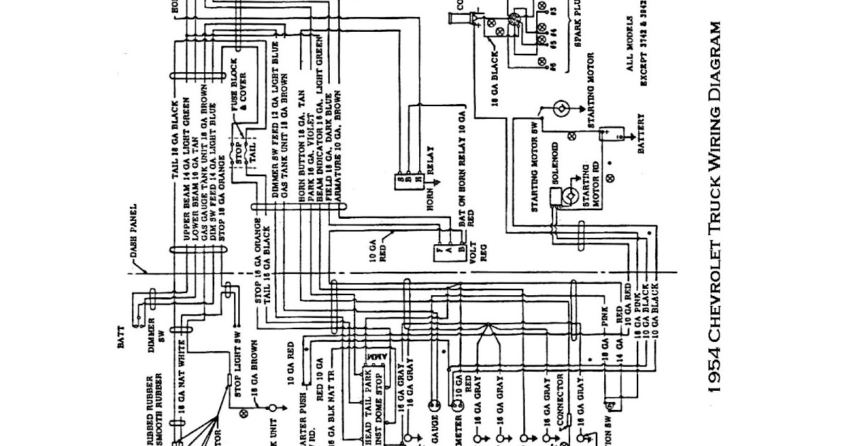 1979 Chevy Wiring Diagram