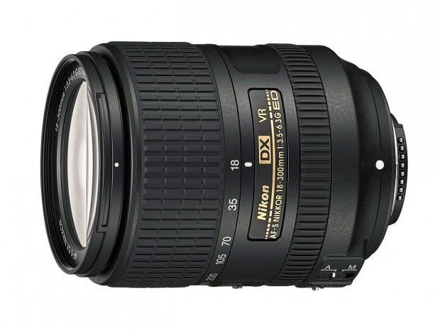 AF-S DX NIKKOR 18-300mm F/3.5-6.3G ED VR Announced, Price, Specs