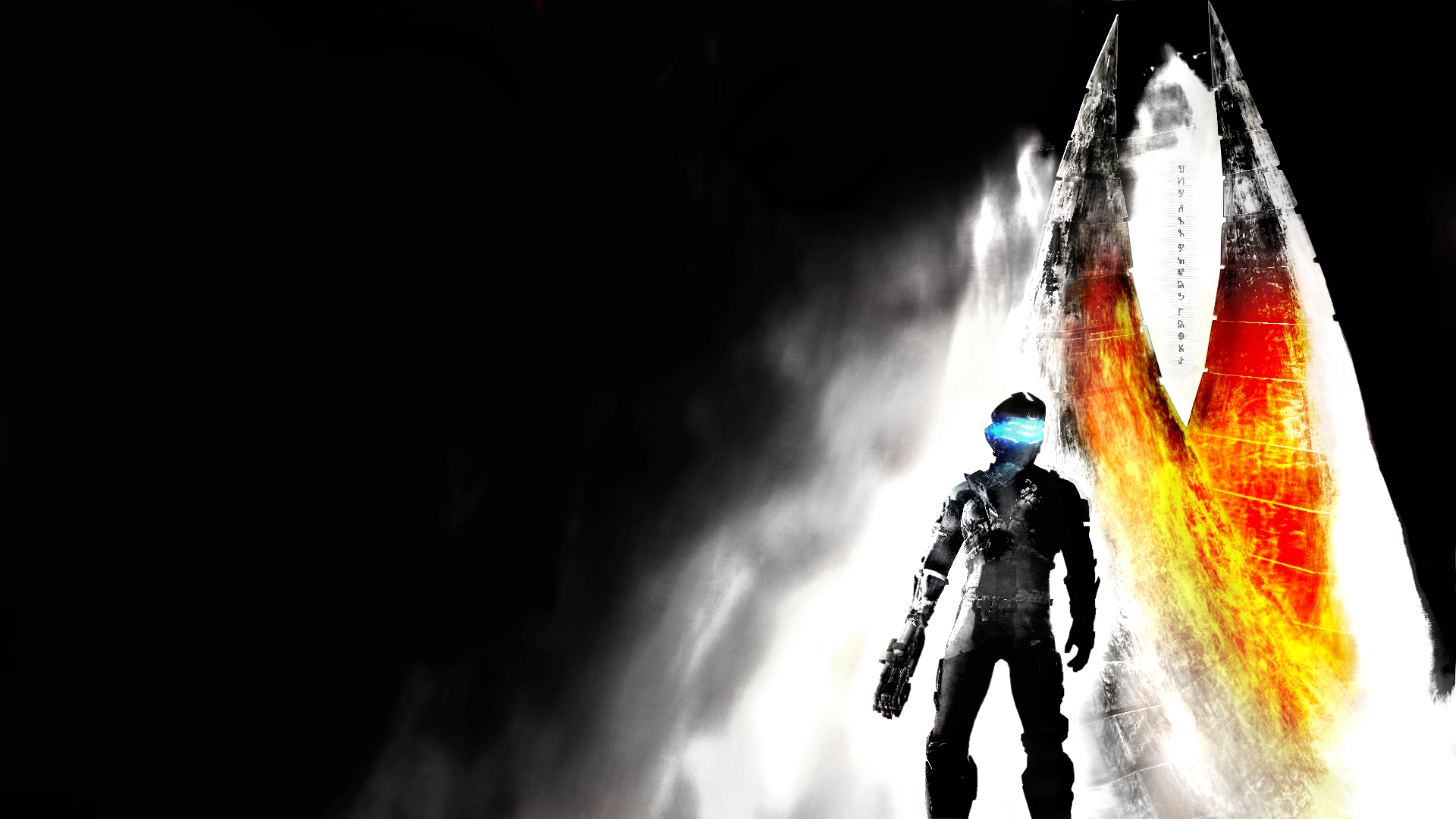 Marker Dead Space Wallpaperhd