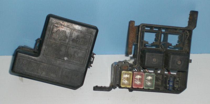 Metro Fuse Box 1994