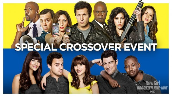 New Girl and Brooklyn Nine-Nine Crossover Event