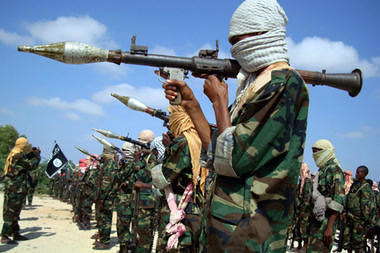 Somalia al-Shabab resistance fighters inside the country where a US-backed regime is attempting to dominate the Horn of Africa state. A notice about potential attacks in Kenya was discredited as a fake claim. by Pan-African News Wire File Photos