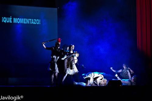 GLADIADORD AVILÉS 03-12-2011