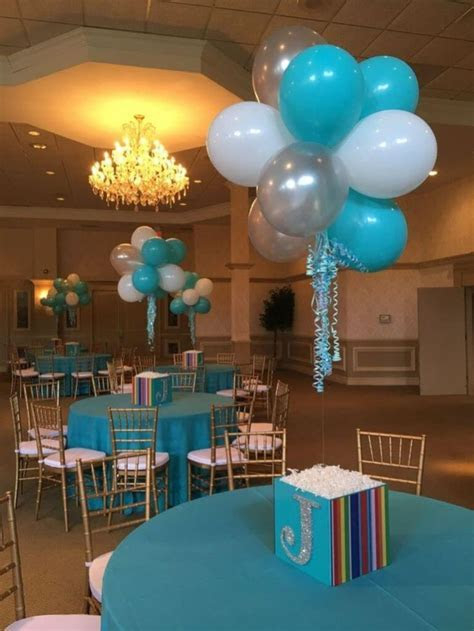 The 25  best 60th birthday centerpieces ideas on Pinterest