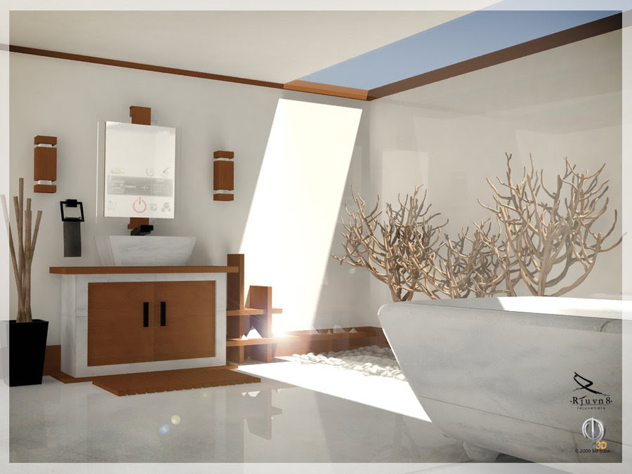 Inspiring Interior Design In Bathroom