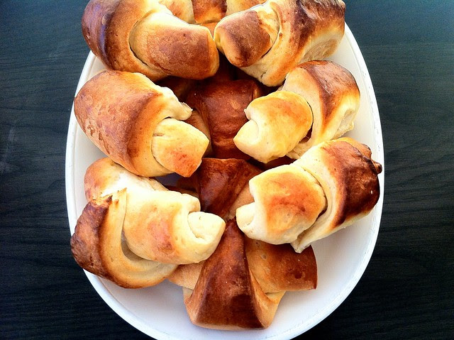 Southern Hotel Crescent Rolls