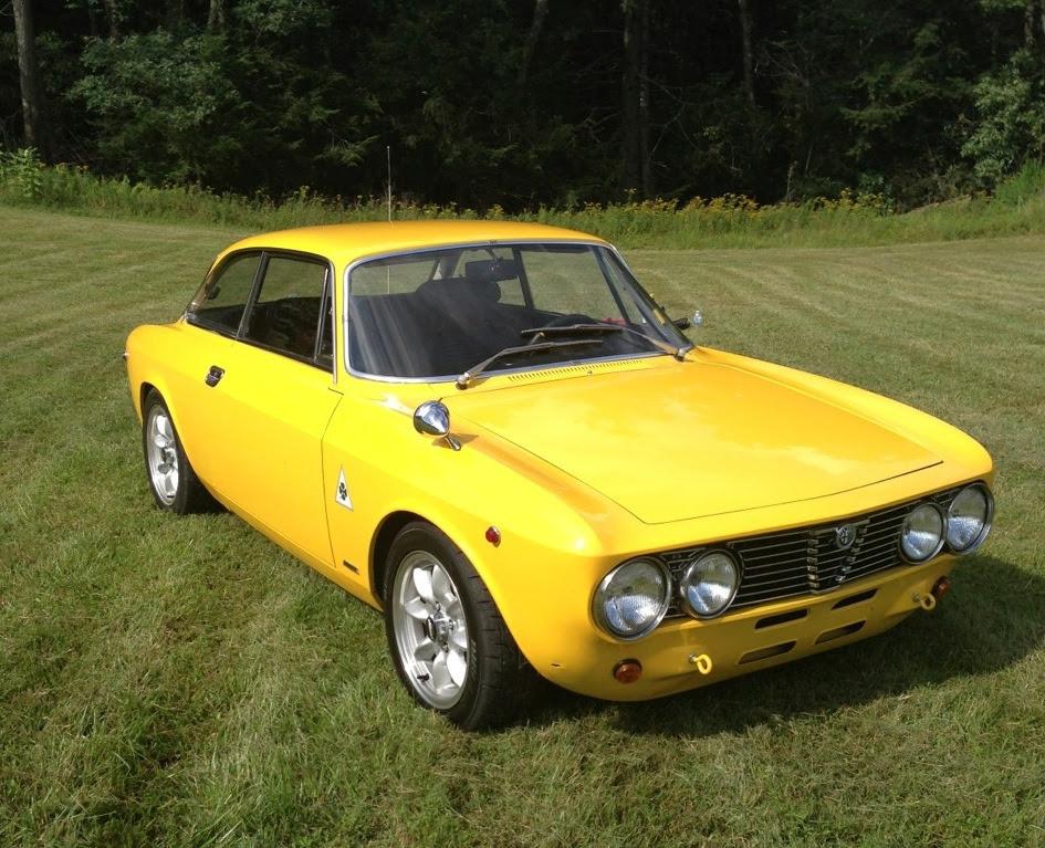 1973 Alfa Romeo GTV 2000 | Classic Italian Cars For Sale