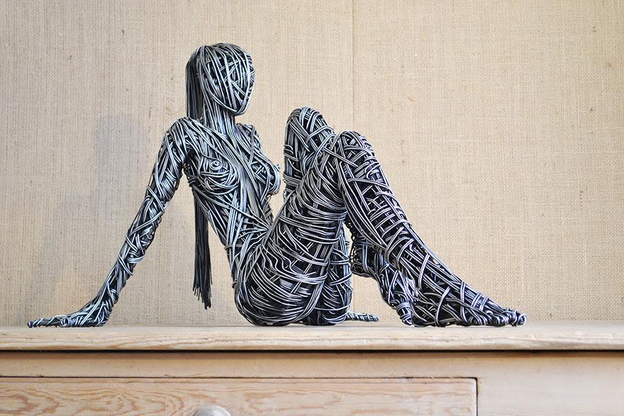 esculturas-alambre-richard-stainthorp (4)