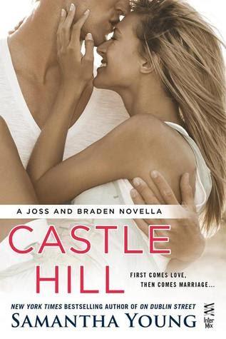 Kitap Yorumu: Castle Hill   Samantha Young (On Dublin Street, #2,5)
