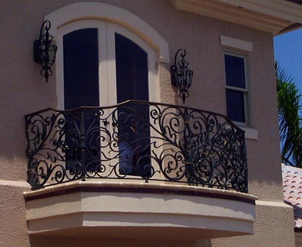 Ornamental Metal Railings Handrails Fences Gates And Balconies By
