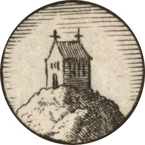 Woodcut of the Augsburg Confession, Article VI...