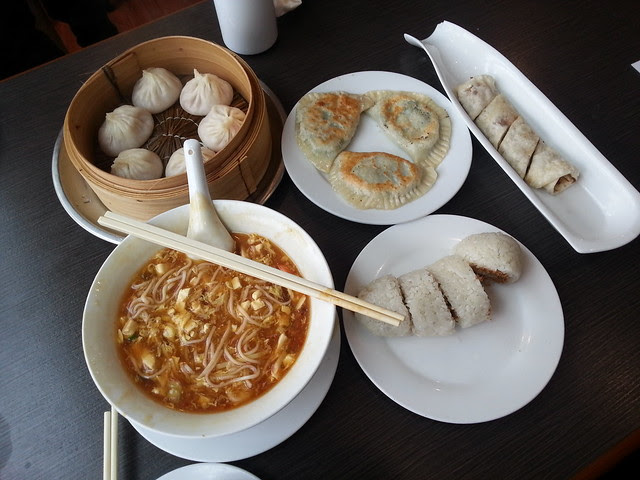 Shanghai Morning Lunch