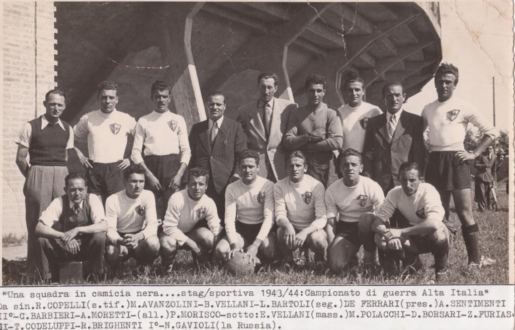 Il Carpi 1944