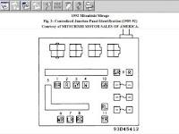 30+ 1998 Mitsubishi Mirage Fuse Box Diagram Images