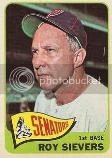 #574 Roy Sievers