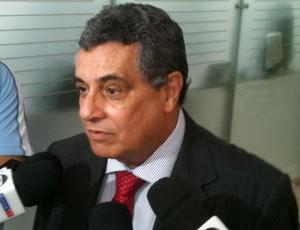 Rubens Lopes, Presidente da FFERJ (Foto: Felippe Costa /Globoesporte.com)