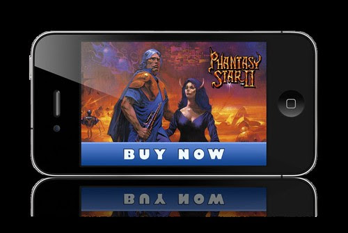 Phantasy Star 2 Buy Now