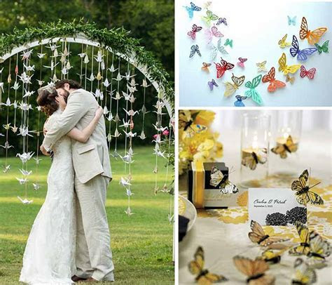 Attractive Butterfly Wedding Theme Ideas   Happyinvitation
