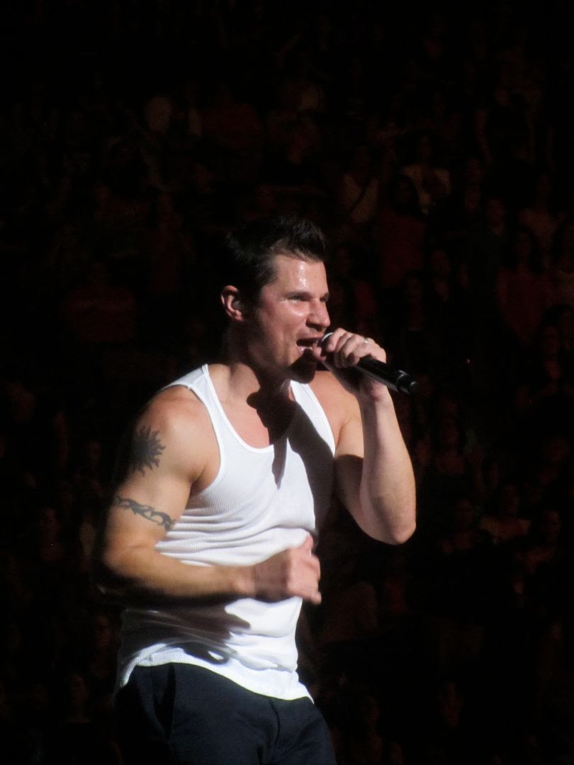 Nick Lachey The Package Tour