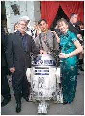 Meeting George Lucas