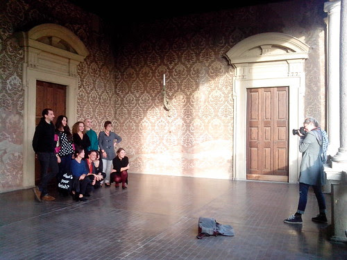 Tutti allo scatto di Marta Sampietro by Ylbert Durishti