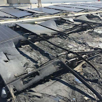 After seven roof fires, Walmart sues Tesla over solar panel flaws - Ars Technica