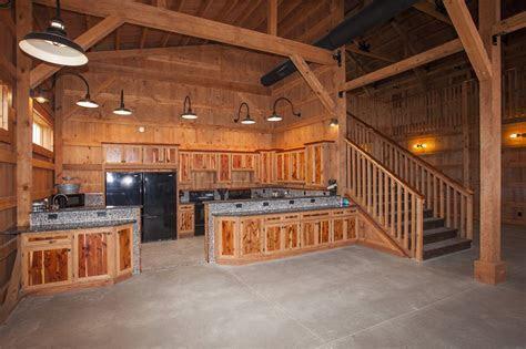 Great Plains Barn Event Center Kitchen   Barn homes   Barn