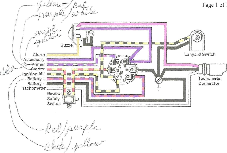 Optimax Wiring Diagram