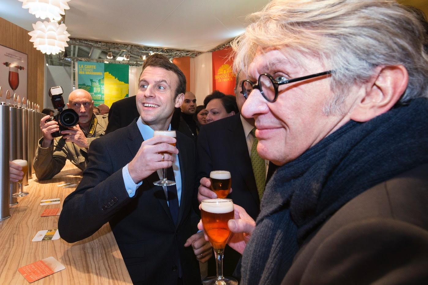 """Résultat de recherche d'images pour """"Mailly Macron"""""""