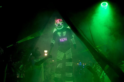 Avatar of Argentine alien festival soars at UFO sighting site hotspot