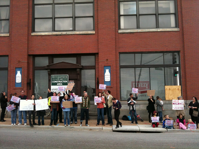 Pevely Preservation Rally 11.19.11