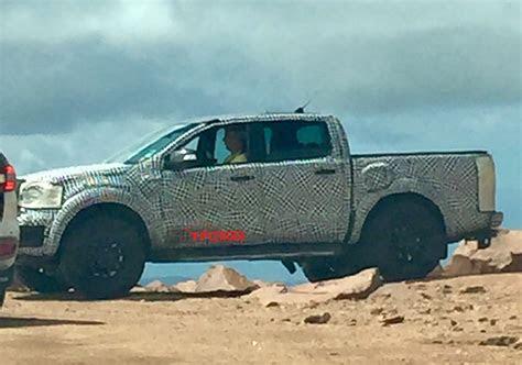 ford ranger raptor truck profile  fast lane truck