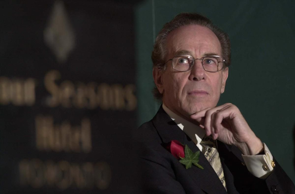 Opinion   Happy 90th birthday Isadore Sharp, Toronto's international man for Four Seasons. Hope you got the chance to dance!