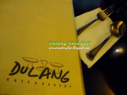 Dulang Restaurant Kuta Bali 01