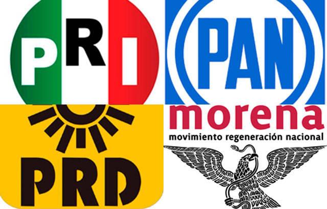 Resultado de imagen para PRD, Morena, Estado