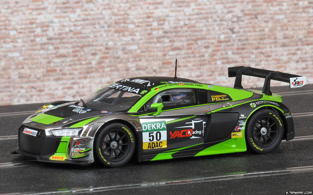 In the year Audi launched the R8 LMP model, a car destined to dominate endurance racing for the next several years.On December 31, the
