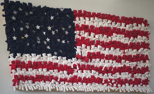 Bear Flag by RV Bob