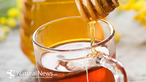 The five health benefits of eating raw honey
