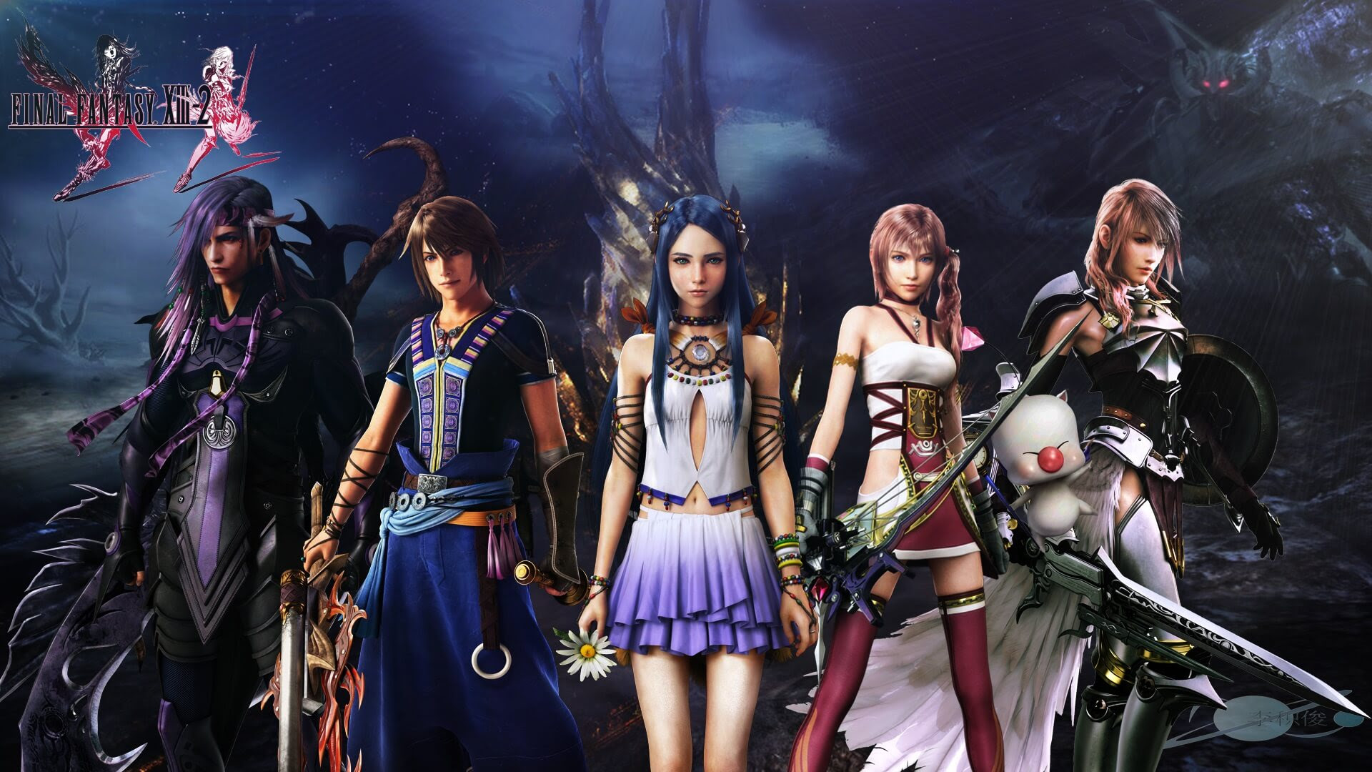 Final Fantasy Xiii 2 Walkthrough Episode 1 New Bodhum Part 1