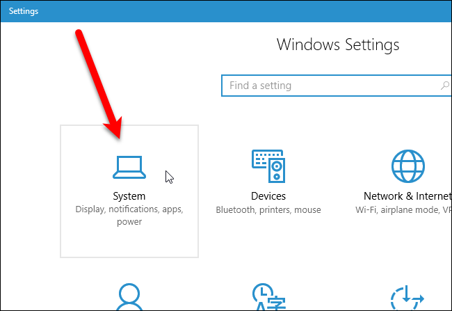 03_clicking_system_in_settings