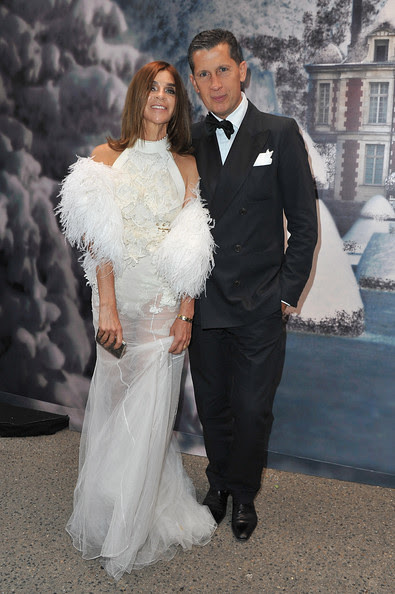 04 Carine Roitfeld and Stefano Tonchi