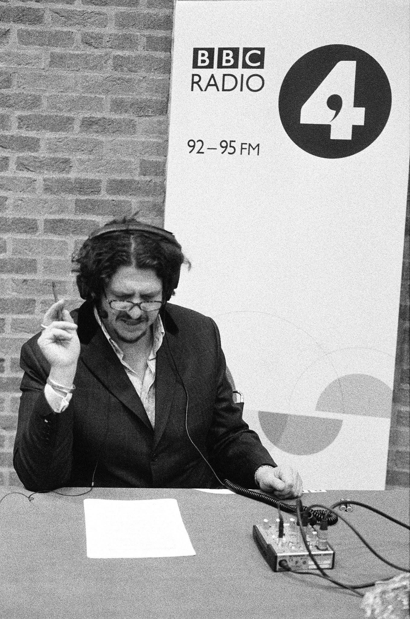 of Radio 4's The Kitchen Cabiat Clare College in Cambridge