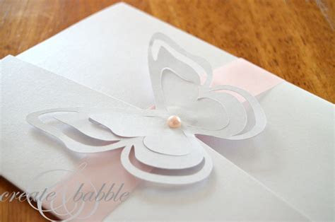DIY Wedding Invitations {Silhouette Tutorial}   Create and