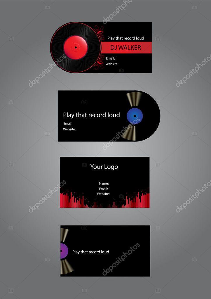 depositphotos_4578779 stock illustration djmusic business cards