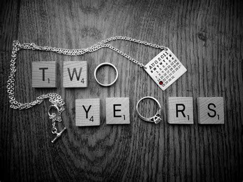 2 years   second wedding anniversary 11/11/12   2nd