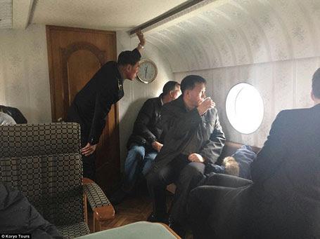 Hình ảnh Những hình ảnh đầu tiên về Bình Nhưỡng nhìn từ máy bay được công bố số 3