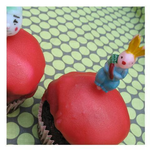 XgfX Cupcake Second LIne