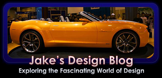 Jake's Design Blog