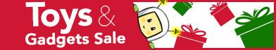 Toys & Gadgets Sale