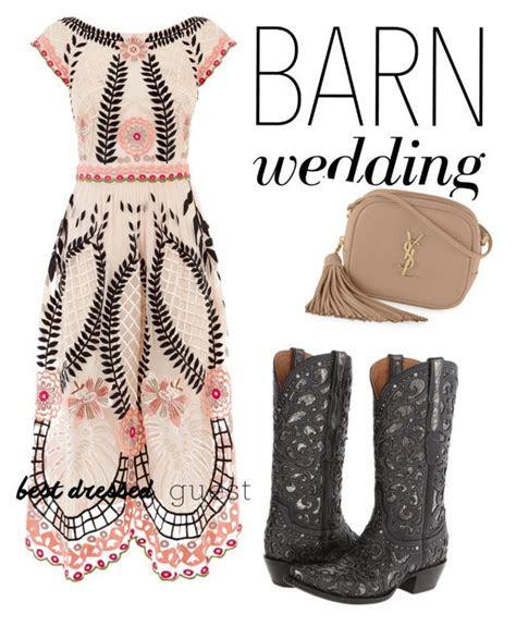 country wedding guest dress ideas